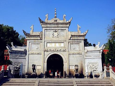 南岳大庙旅游景点图片