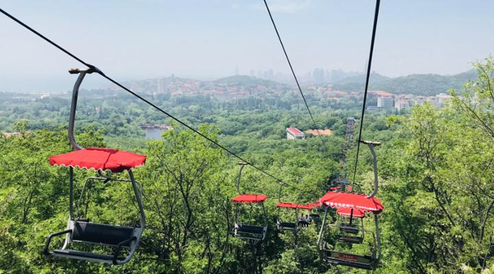 中山公园旅游图片