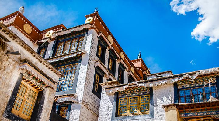 色拉寺旅游图片