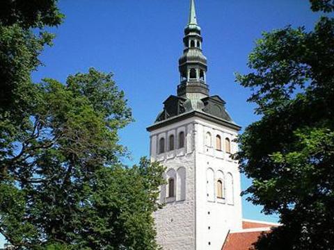 圣奥拉夫大教堂旅游景点图片