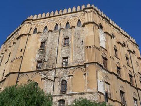 诺曼王宫和帕拉提那礼拜堂旅游景点图片