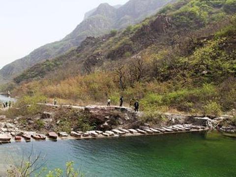 关山国家地质公园旅游景点图片
