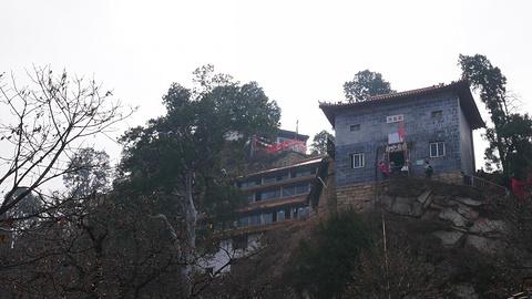 青华山卧佛寺景区