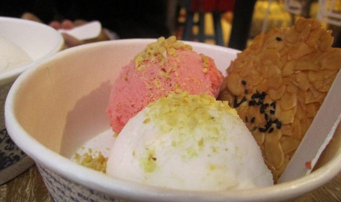 陕拾叁冰饼糖(鼓楼店)