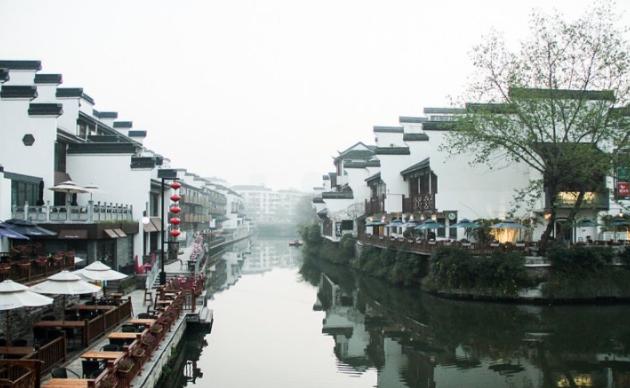 南京夫子庙国际青年旅舍