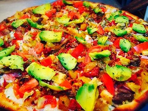 Pizzas Artesanales en Jamburger Jil旅游景点图片