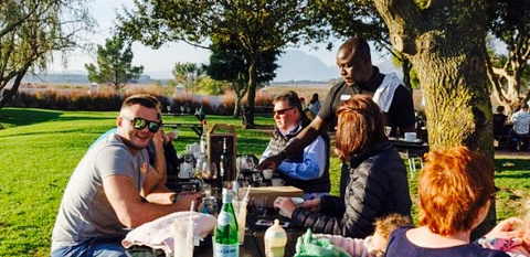 Giovanni's at Eikendal Winery