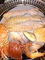 诱惑海鲜自助烤肉火锅(疁城新天地店)