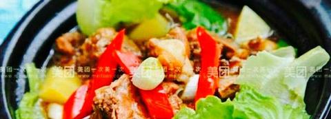 百里杜鹃黄焖鸡米饭馆