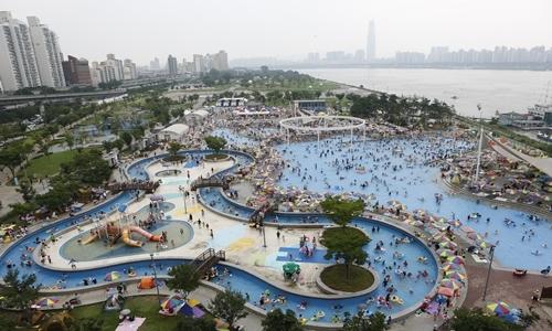 汉江夏季庆典