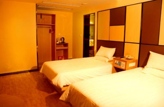 汉庭酒店重庆合川行政中心店