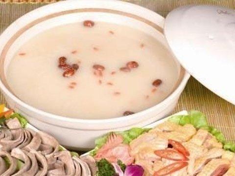何福记猪肚鸡养生锅汤(学府路店)