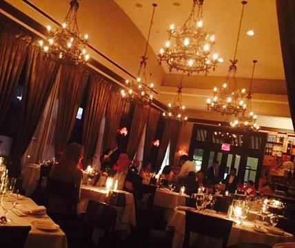 Il Mulino san juan puerto rico...at the Ritz
