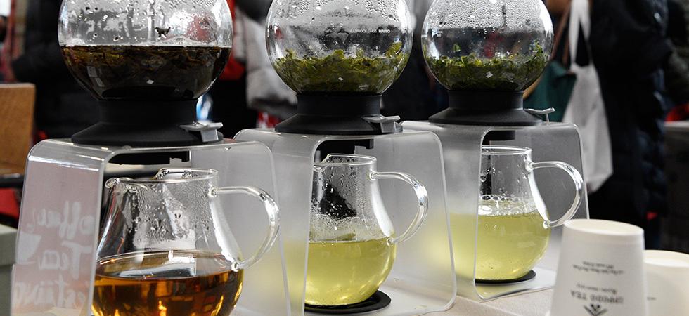咖啡和茶文化节