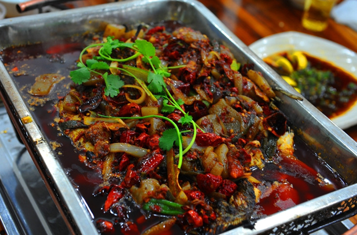 万州烤鱼(七中店)