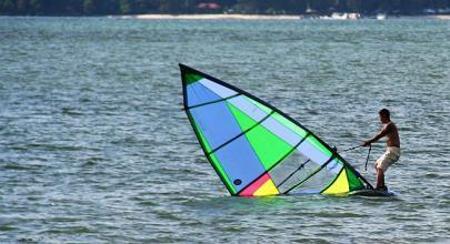 独立日帆船公开赛