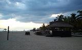 君澜度假酒店落日沙滩吧