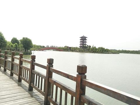 千亩湖水上乐园