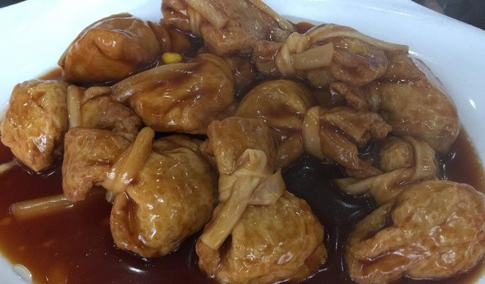 涌泉寺斋菜馆
