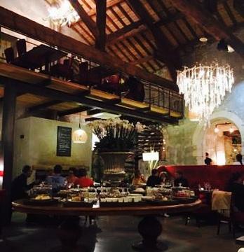 Maison Bronzini Le Bistrot du Moulin
