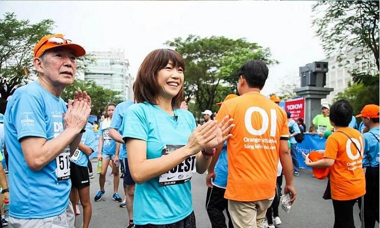 胡志明市马拉松
