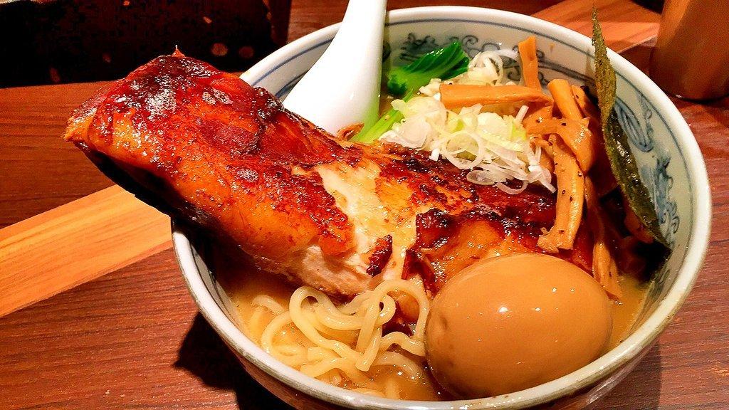 面屋武藏(神田店)