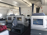 中国东方航空休息室