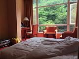 红珠山宾馆自助餐厅