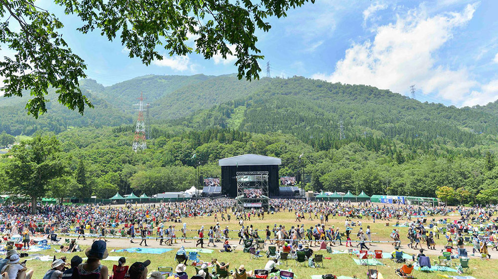 富士摇滚音乐节