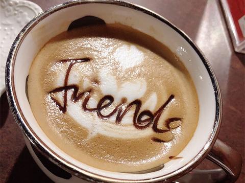 Friends' Cafe老友记主题店