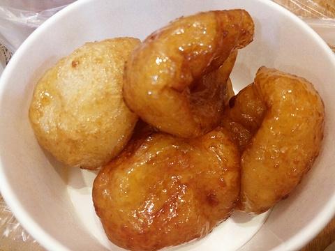 李公庙糖油粑粑旅游景点图片