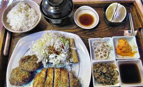猪本家和风日式炸猪排料理