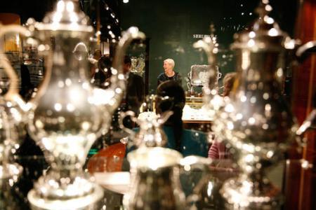 纽约冬季古董展