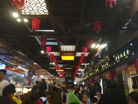 老晋江美食街