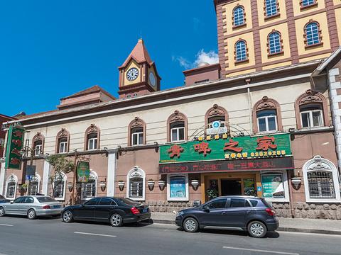 青啤之家大酒店(登州路店)旅游景点图片