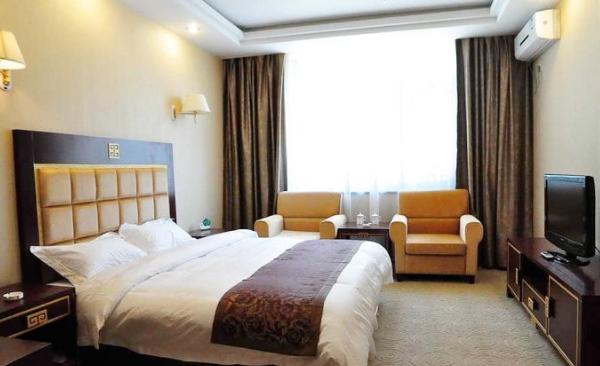 平山沕沕水景区宾馆