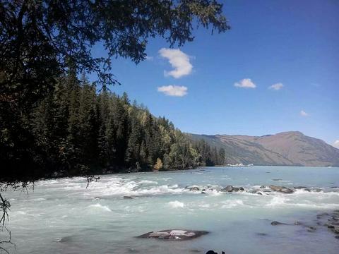 新疆喀纳斯国家地质公园