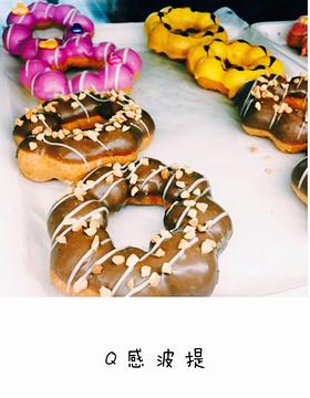 扎堆儿甜甜圈的图片