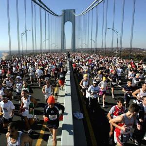 纽约马拉松竞赛