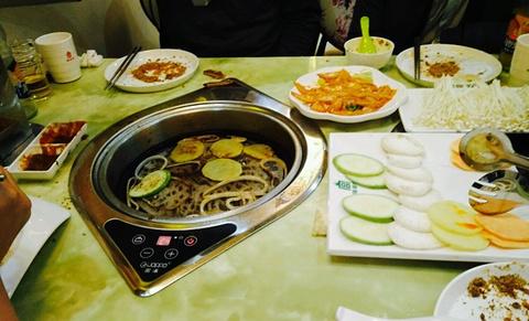 汉釜宫韩式烧烤火锅