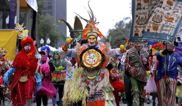 哈瓦那狂欢节