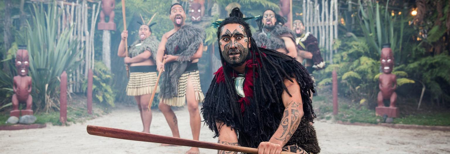 毛利新年庆祝