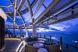 三亚凤凰岛度假酒店天空酒廊
