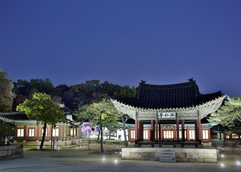 昌庆宫夜间特别开放