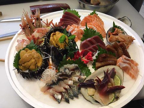 锦鲤日式料理