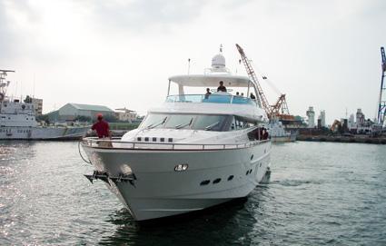 台湾国际游艇展