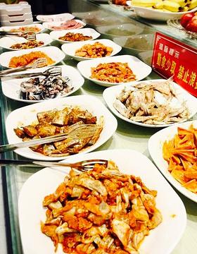汉釜宫海鲜自助烤肉(百大合家福店)