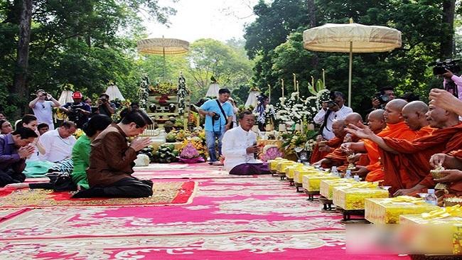 柬埔寨新年