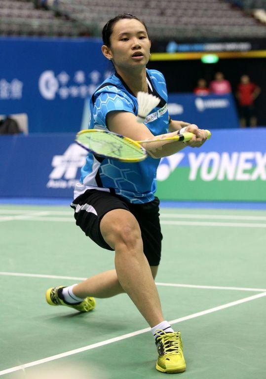 中华台北羽球公开赛
