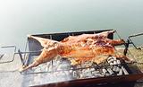 陶公山自助烧烤